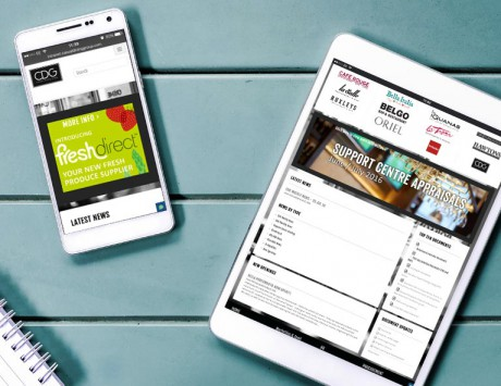 Casual Dining Group – Intranet