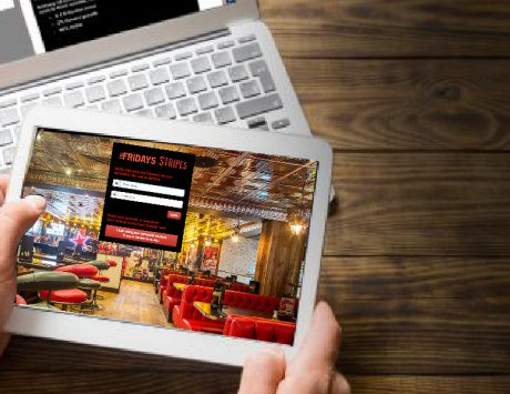 TGI Fridays – Intranet